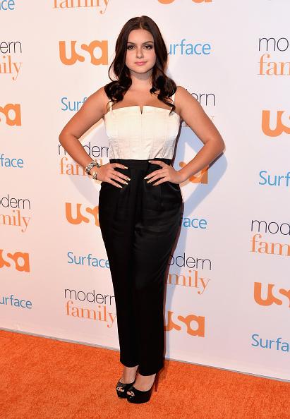 アリエル ウィンター「USA Network's Host 'Modern Family' Fan Appreciation Day」:写真・画像(7)[壁紙.com]