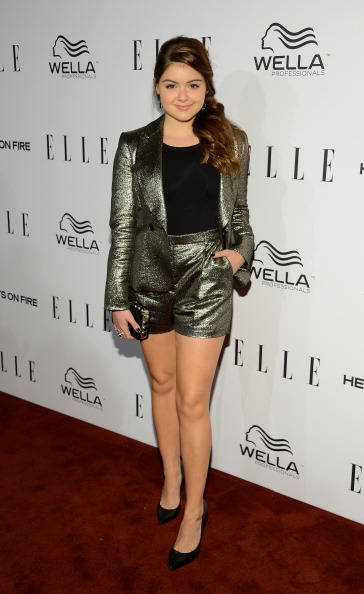 Metallic Shorts「ELLE's Women in Television Celebration - Red Carpet」:写真・画像(17)[壁紙.com]