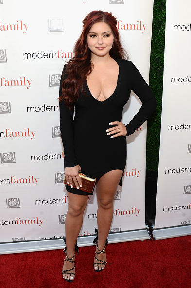 Ariel Winter「ABC's 'Modern Family' ATAS Emmy Event - Arrivals」:写真・画像(6)[壁紙.com]