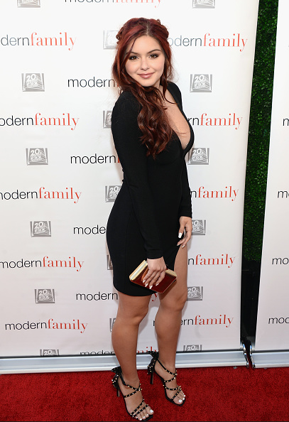Ariel Winter「ABC's 'Modern Family' ATAS Emmy Event - Arrivals」:写真・画像(11)[壁紙.com]