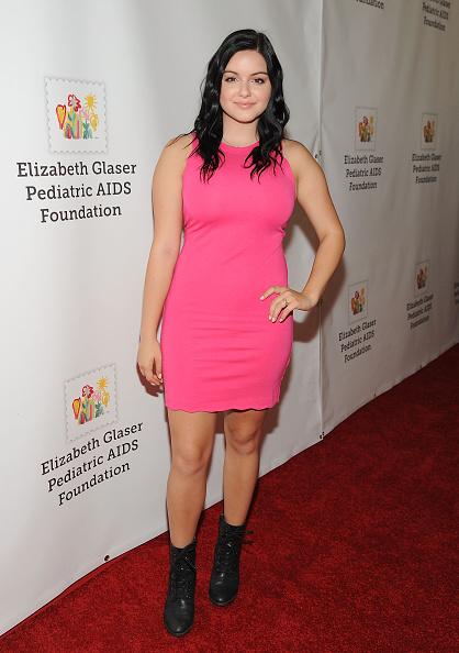 アリエル ウィンター「Elizabeth Glaser Pediatric AIDS Foundation 26th Annual A Time For Heroes Family Festival - Red Carpet」:写真・画像(11)[壁紙.com]