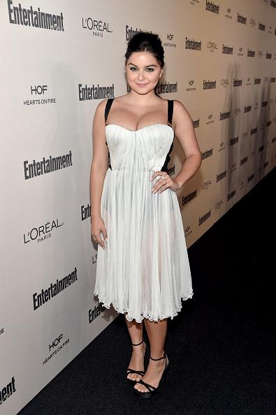アリエル ウィンター「2015 Entertainment Weekly Pre-Emmy Party - Red Carpet」:写真・画像(10)[壁紙.com]