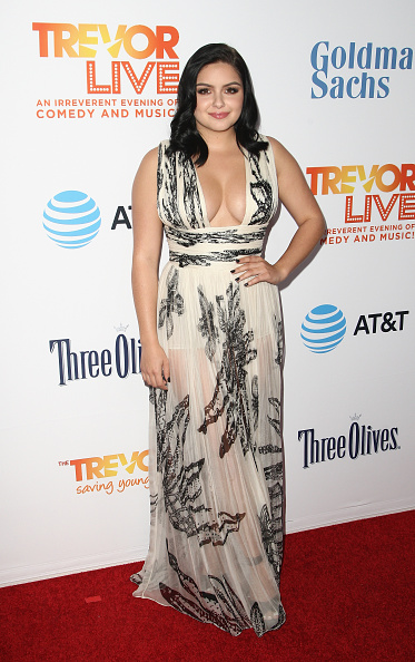 アリエル ウィンター「The Trevor Project's 2016 TrevorLIVE LA - Red Carpet」:写真・画像(8)[壁紙.com]