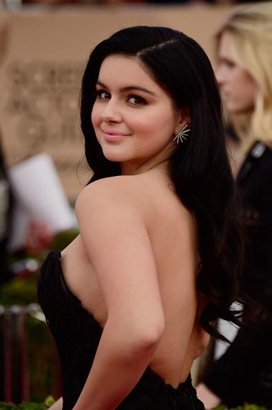 アリエル ウィンター「22nd Annual Screen Actors Guild Awards - Arrivals」:写真・画像(17)[壁紙.com]