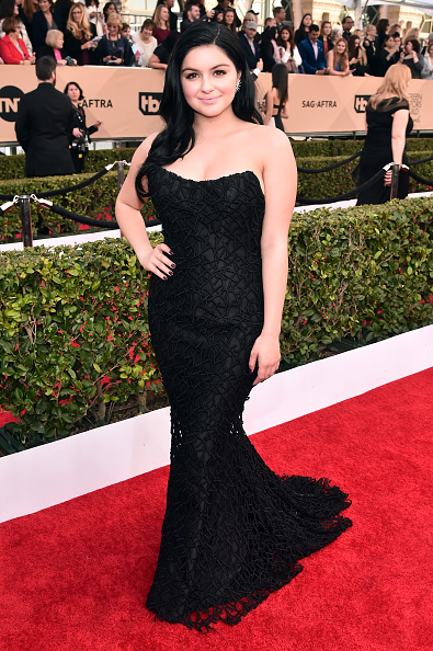 アリエル ウィンター「22nd Annual Screen Actors Guild Awards - Red Carpet」:写真・画像(19)[壁紙.com]