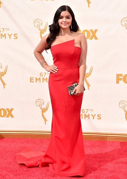 Ariel Winter「TNT LA - 67th Emmy Awards - Red Carpet」:写真・画像(13)[壁紙.com]