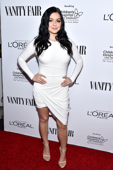 アリエル ウィンター「Vanity Fair, L'Oreal Paris, & Hailee Steinfeld Host DJ Night」:写真・画像(18)[壁紙.com]