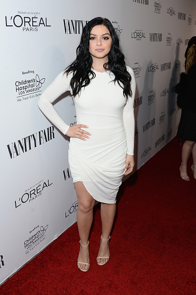 アリエル ウィンター「Vanity Fair, L'Oreal Paris, & Hailee Steinfeld Host DJ Night」:写真・画像(7)[壁紙.com]