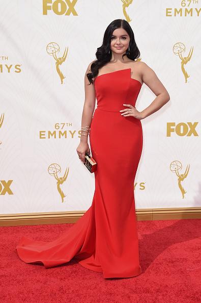 Ariel Winter「67th Annual Primetime Emmy Awards - Arrivals」:写真・画像(5)[壁紙.com]