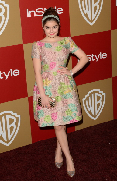 Metallic Shoe「14th Annual Warner Bros. And InStyle Golden Globe Awards After Party - Arrivals」:写真・画像(14)[壁紙.com]