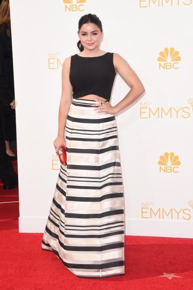 アリエル ウィンター「66th Annual Primetime Emmy Awards - Arrivals」:写真・画像(2)[壁紙.com]