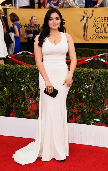 Ariel Winter「21st Annual Screen Actors Guild Awards - Arrivals」:写真・画像(12)[壁紙.com]