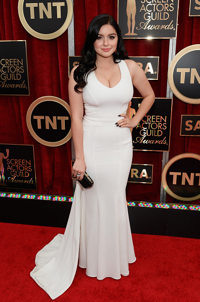 Ariel Winter「21st Annual Screen Actors Guild Awards - Red Carpet」:写真・画像(19)[壁紙.com]