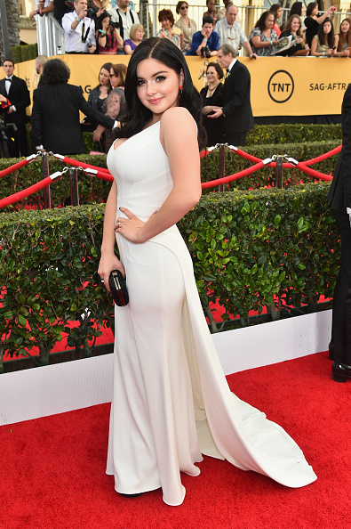 アリエル ウィンター「21st Annual Screen Actors Guild Awards - Red Carpet」:写真・画像(10)[壁紙.com]