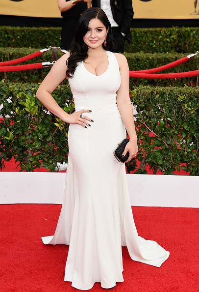 アリエル ウィンター「21st Annual Screen Actors Guild Awards - Arrivals」:写真・画像(15)[壁紙.com]