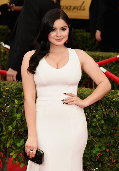 Ariel Winter「21st Annual Screen Actors Guild Awards - Arrivals」:写真・画像(9)[壁紙.com]