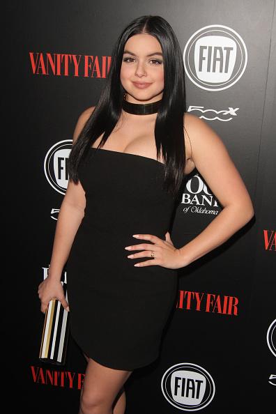 アリエル ウィンター「Vanity Fair And FIAT Toast To 'Young Hollywood' - Arrivals」:写真・画像(16)[壁紙.com]