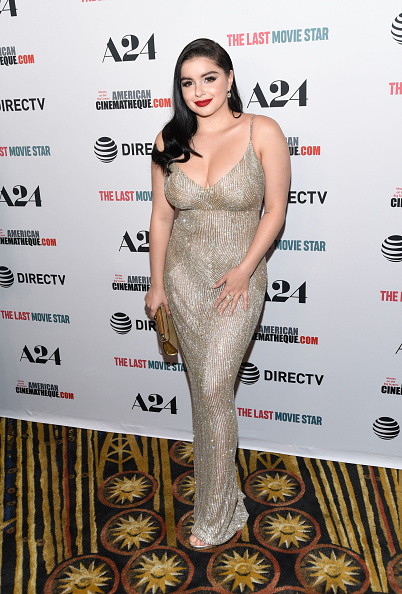 "Ariel Winter「A24 And DirecTV's ""The Last Movie Star"" Premiere - Arrivals」:写真・画像(15)[壁紙.com]"