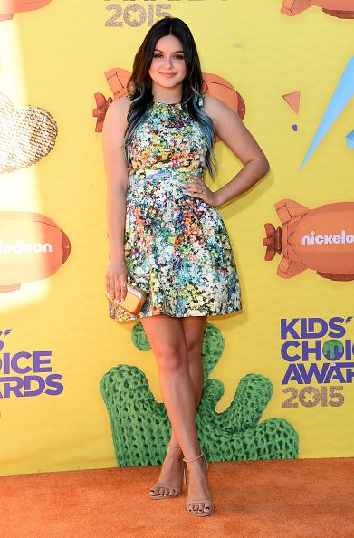 アリエル ウィンター「Nickelodeon's 28th Annual Kids' Choice Awards - Arrivals」:写真・画像(12)[壁紙.com]