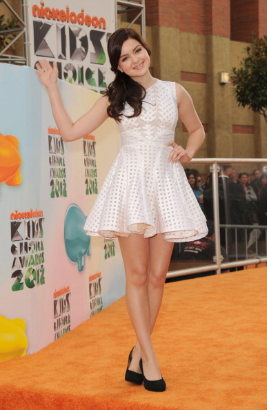 Suede Shoe「Nickelodeon's 25th Annual Kids' Choice Awards - Arrivals」:写真・画像(8)[壁紙.com]