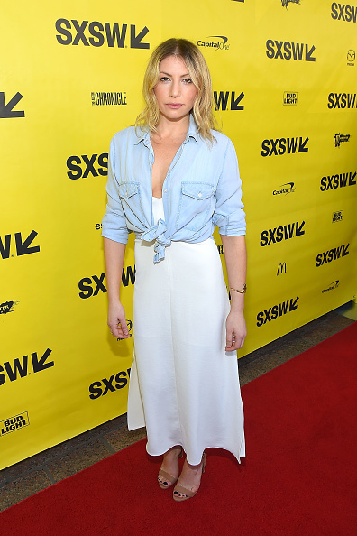 "Fully Unbuttoned「""I'm Dying Up Here"" Premiere - 2017 SXSW Conference and Festivals」:写真・画像(1)[壁紙.com]"