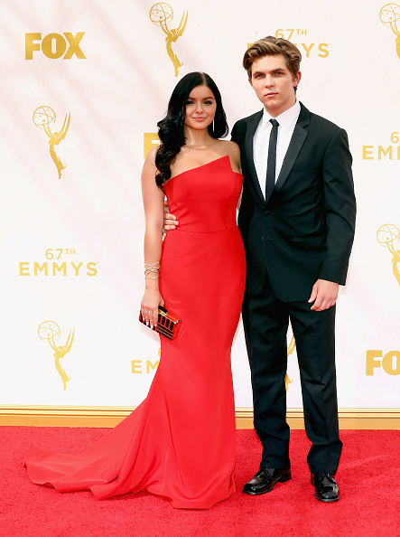 Ariel Winter「67th Annual Primetime Emmy Awards - Arrivals」:写真・画像(15)[壁紙.com]