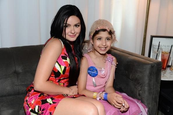 アリエル ウィンター「2014 Young Hollywood Awards Brought To You By Mr. Pink」:写真・画像(5)[壁紙.com]