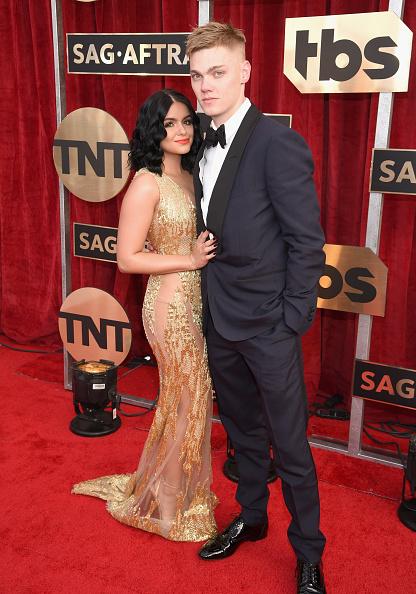 アリエル ウィンター「The 23rd Annual Screen Actors Guild Awards - Red Carpet」:写真・画像(12)[壁紙.com]