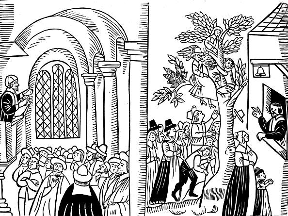 17th Century「Church and Conventicle」:写真・画像(4)[壁紙.com]
