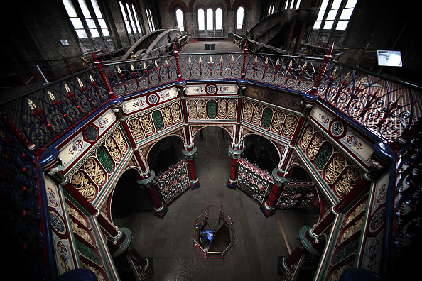 Dan Kitwood「Work Continues On the Restoration Of Crossness Pumping Station」:写真・画像(16)[壁紙.com]
