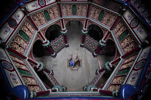Bestof2009「Work Continues On the Restoration Of Crossness Pumping Station」:写真・画像(12)[壁紙.com]