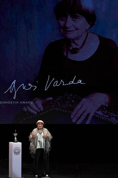 Soccer「Agnes Varda - Donostia Award Gala - 65th San Sebastian Film Festival」:写真・画像(0)[壁紙.com]