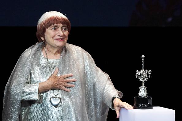 Soccer「Agnes Varda - Donostia Award Gala - 65th San Sebastian Film Festival」:写真・画像(1)[壁紙.com]