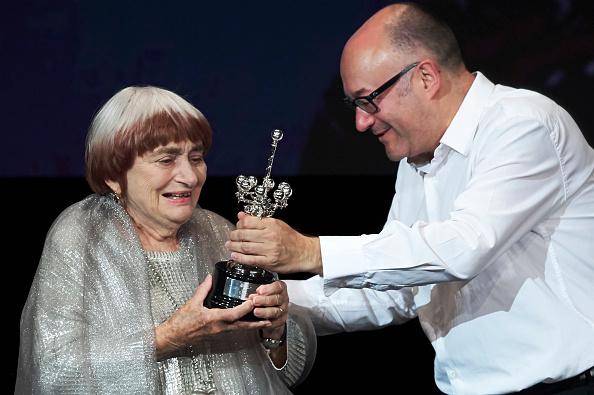 式典「Agnes Varda - Donostia Award Gala - 65th San Sebastian Film Festival」:写真・画像(2)[壁紙.com]