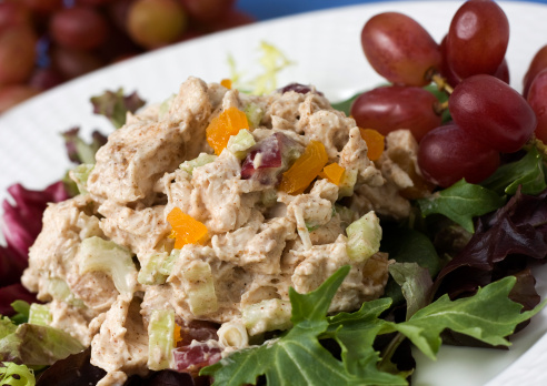 Celery「Curried Chicken Salad」:スマホ壁紙(4)