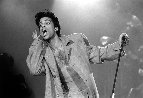 Musician「Prince - 1980S」:写真・画像(2)[壁紙.com]
