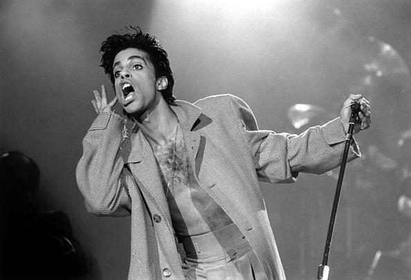 Musician「Prince - 1980S」:写真・画像(4)[壁紙.com]