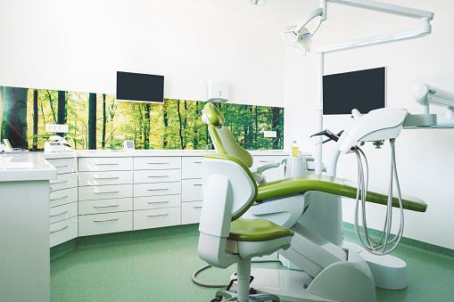 Computer「モダンな歯科医のオフィス」:スマホ壁紙(18)