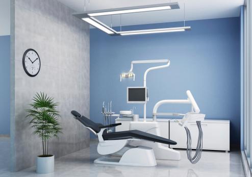 Smiling「Modern Dental Office」:スマホ壁紙(7)