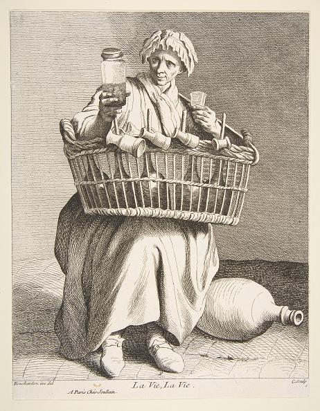 Crockery「Brandy Seller」:写真・画像(0)[壁紙.com]