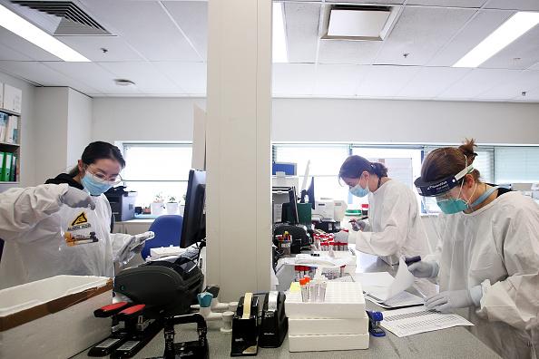 Scientist「NSW Health Pathology Randwick Lab At Forefront Of COVID-19 Testing In Australia」:写真・画像(4)[壁紙.com]