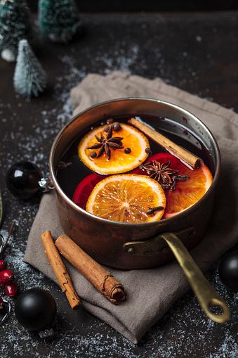 Star Anise「Pot of mulled wine」:スマホ壁紙(17)