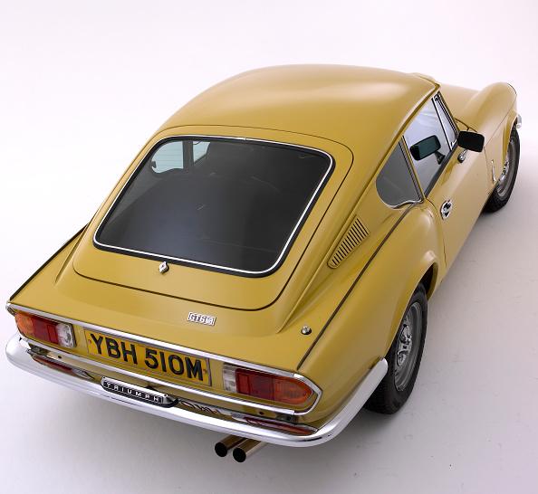 Finance and Economy「1973 Triumph GT6」:写真・画像(1)[壁紙.com]