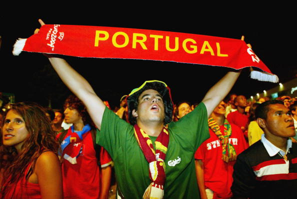 Graeme Robertson「Porgugal Win Quarter Final」:写真・画像(9)[壁紙.com]