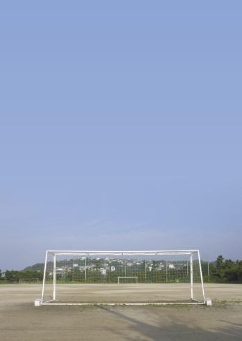 かまくら「Soccer goal」:スマホ壁紙(17)