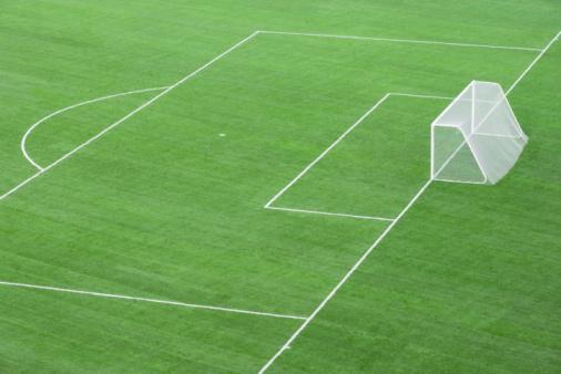 Stadium「Soccer goal」:スマホ壁紙(15)