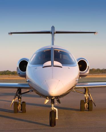 Commercial Airplane「Business Jet」:スマホ壁紙(7)