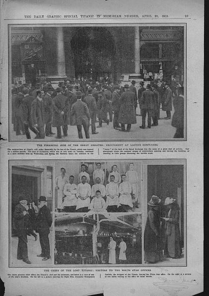 Waiting「Crowds Outside Lloyds Of London」:写真・画像(17)[壁紙.com]