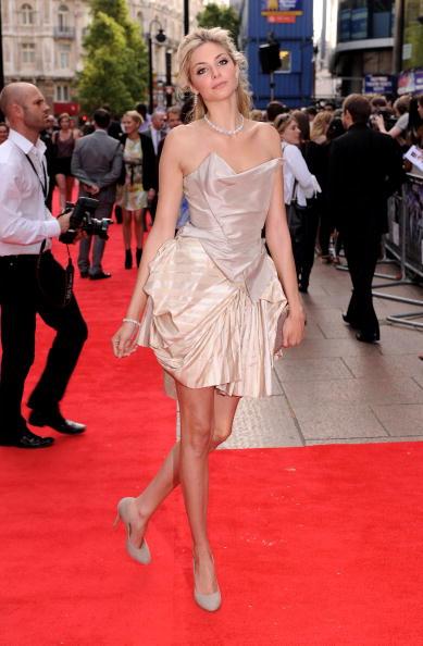 Tamsin Egerton「4,3,2,1 - World Premiere - Red Carpet Arrivals」:写真・画像(11)[壁紙.com]