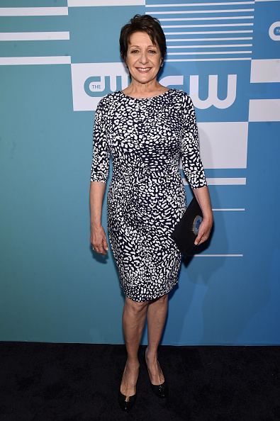 Leopard Print「The CW Network's 2015 Upfront - Red Carpet」:写真・画像(1)[壁紙.com]